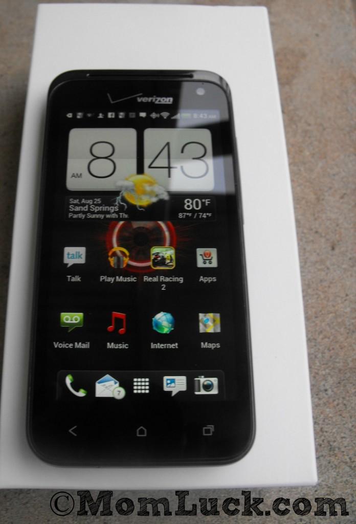 HTC Droid Incredible Verizon