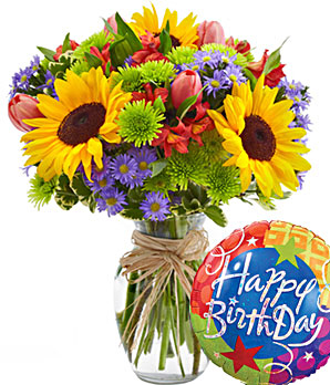 Send Birthday Wishes With FromYouFlowers Review And Giveaway