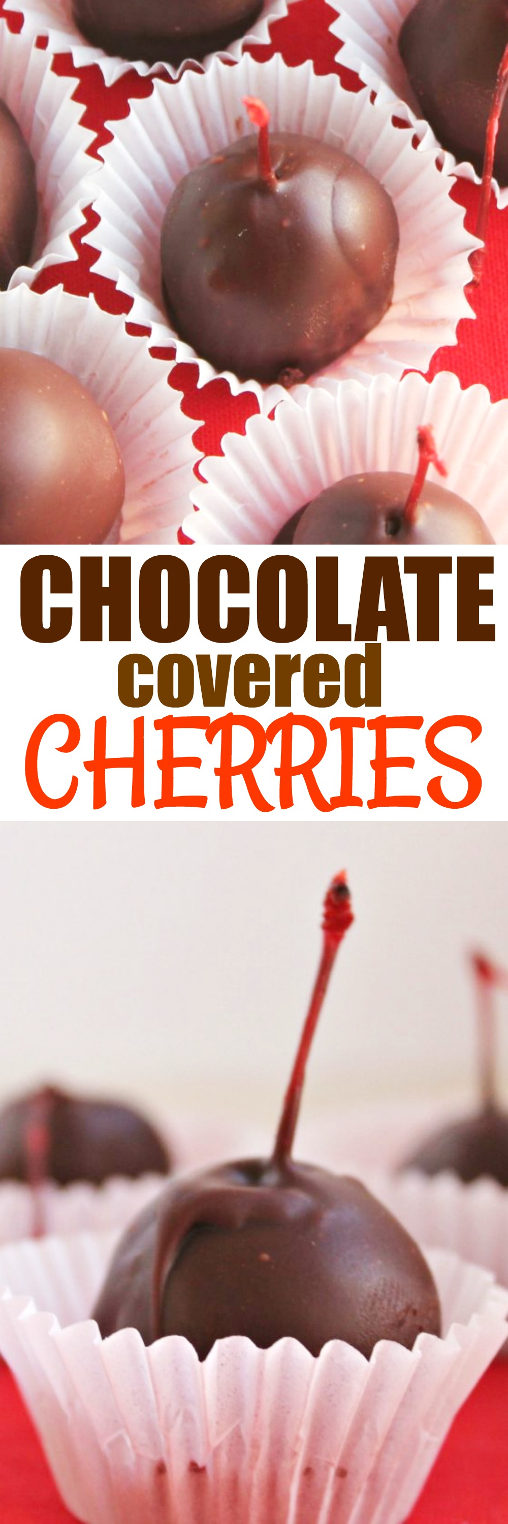 How to Make Chocolate Covered Cherries Recipe