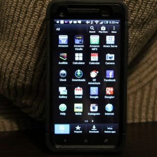 My Five Favorite Apps for the Droid DNA #VZWA #samp