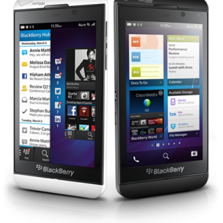 Say Hello To My Little Friend…The BlackBerry Z10 #VZWA
