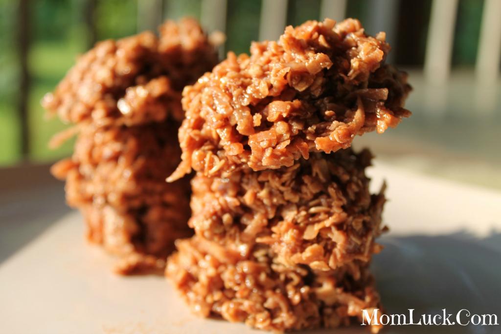coconut stacks