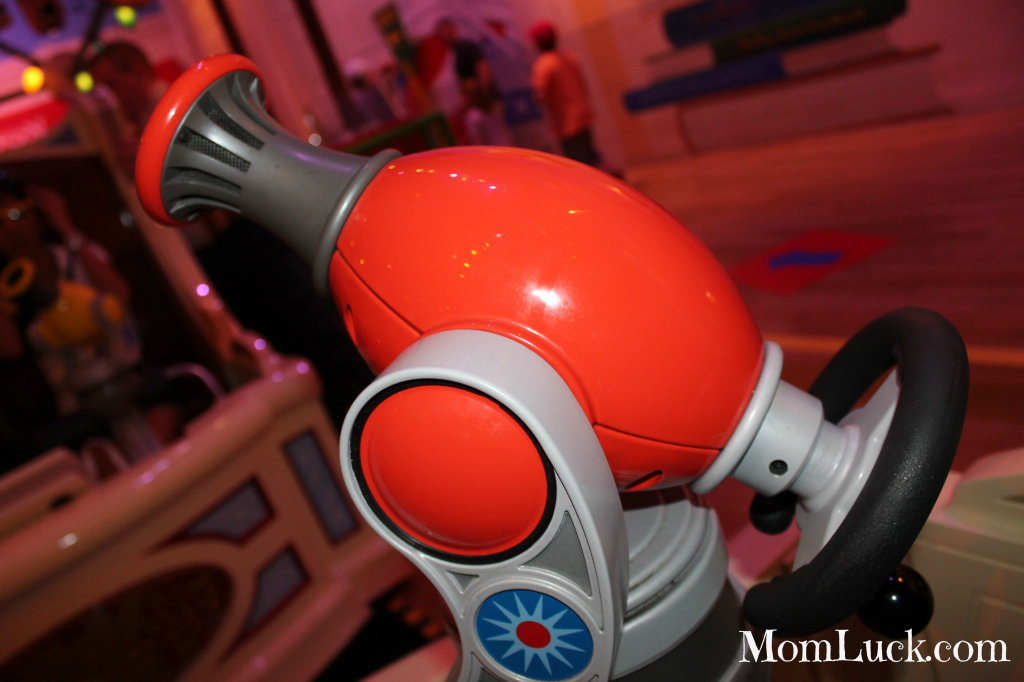 hollywood studios toy story mania ride