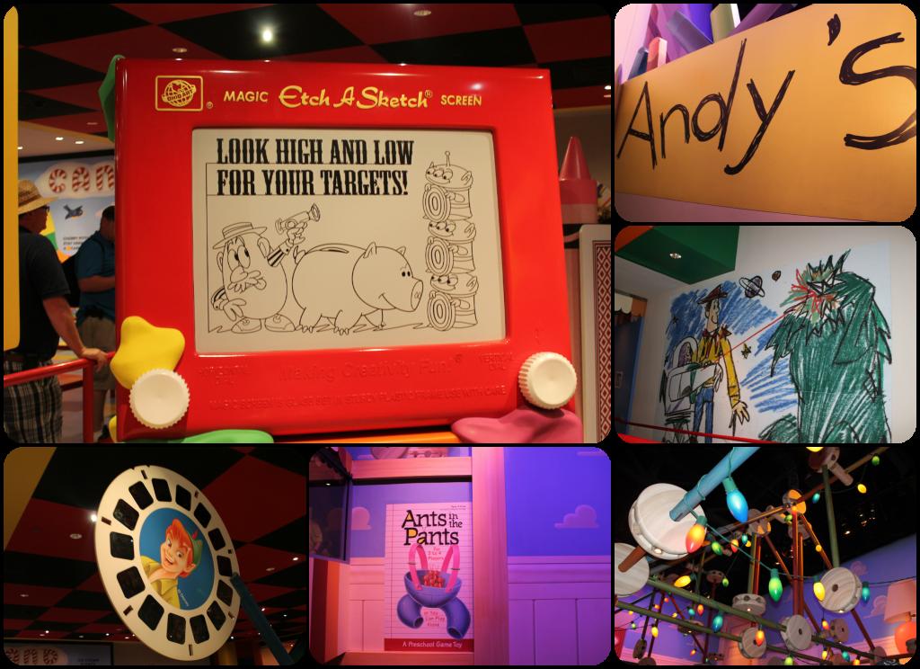 toy story mania-Hollywood Studios
