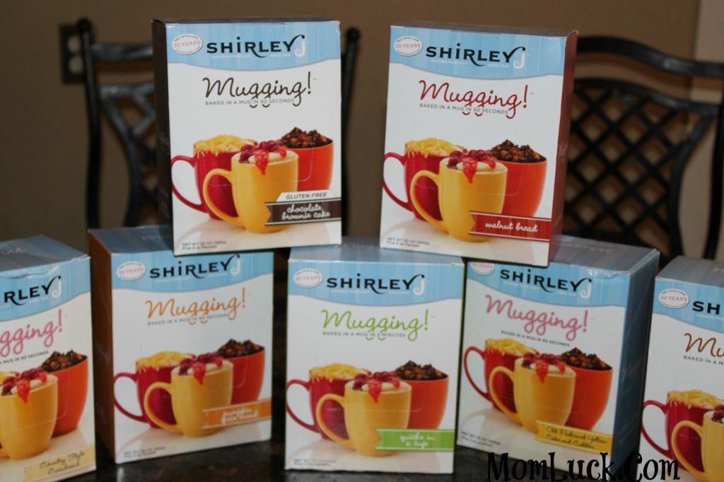 mugging flavors