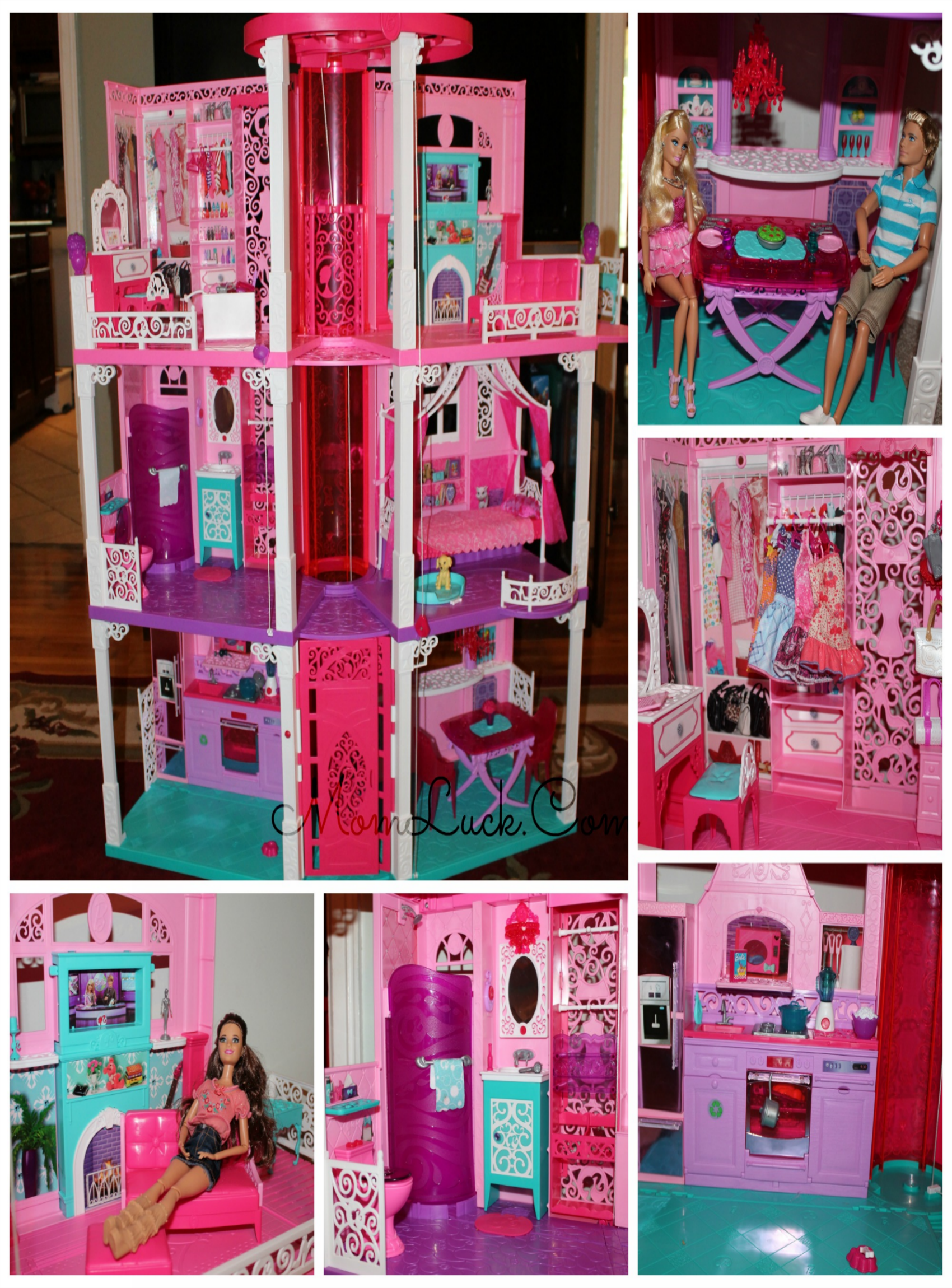 You Won T Believe What Happened At This Barbie Dream House Party