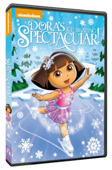 Dora The Explorer Ice Skating Spectacular