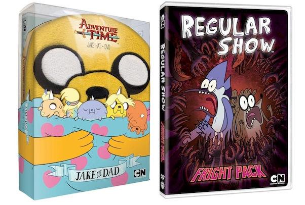 adventure time DVD set