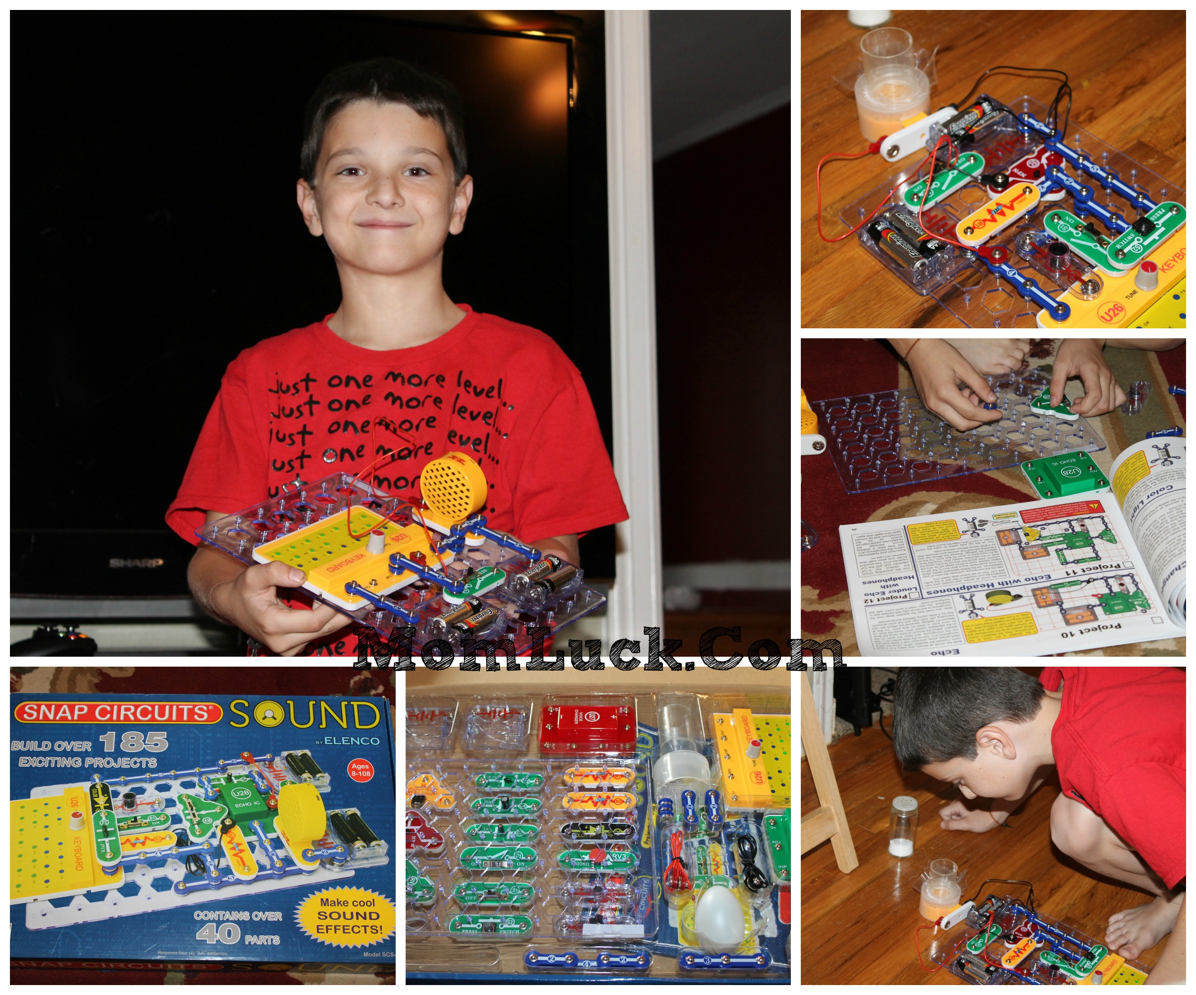 The Best Toys Of 2013 According To Astra Elenco Snap Circuits Sound
