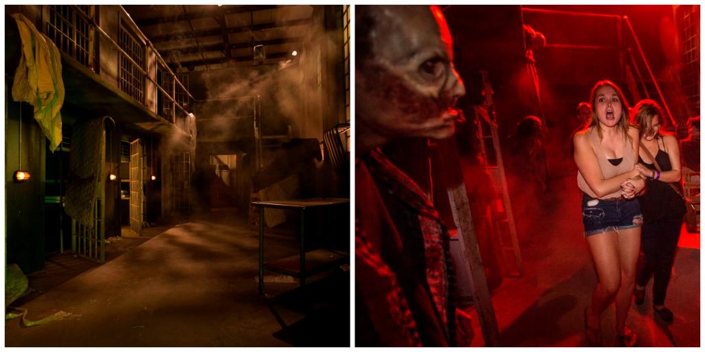 The Walking Dead at Universal Orlando Halloween Horror Nights 23