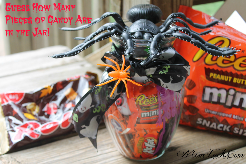 halloween candy, halloween games, party games