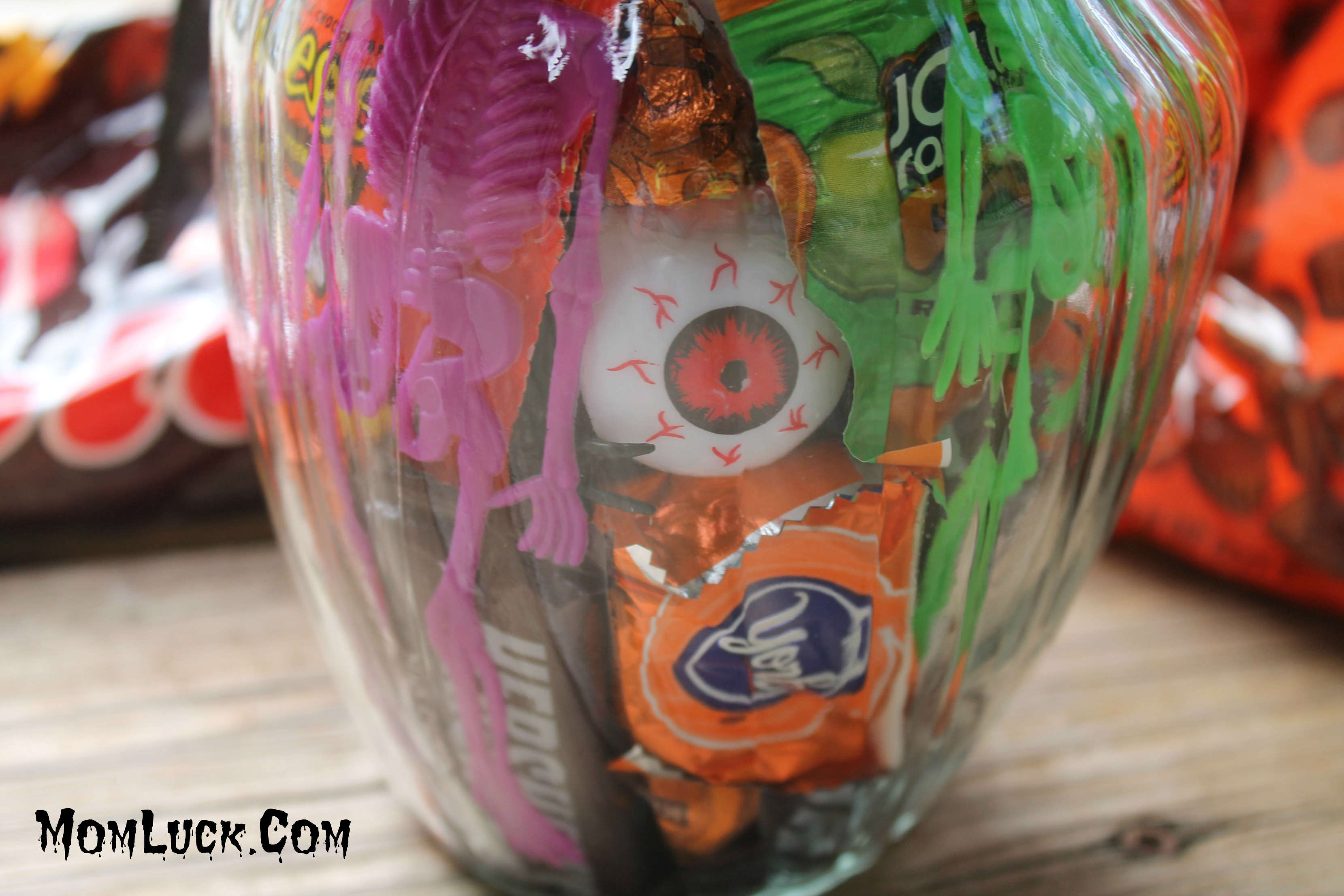Hershey S Candy Halloween Guessing Game Party Ideas