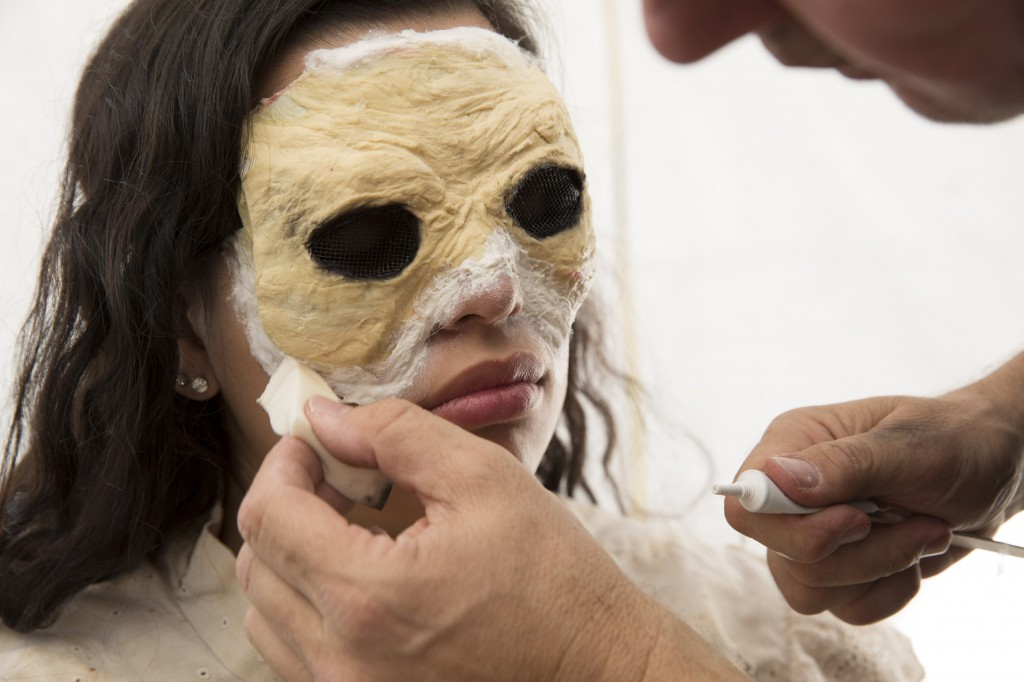 Universal Orlando Resort, HHN 23 La Llorona Make-Up Look