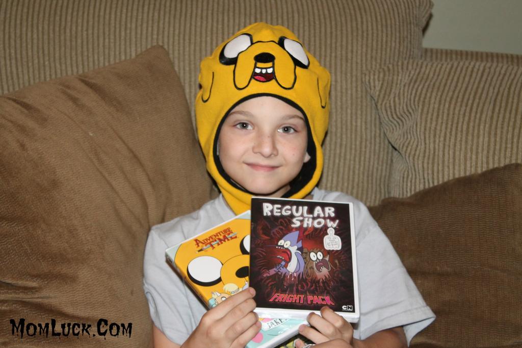 Adventure Time, Cartoon Network, Jake Hat, Regular Show