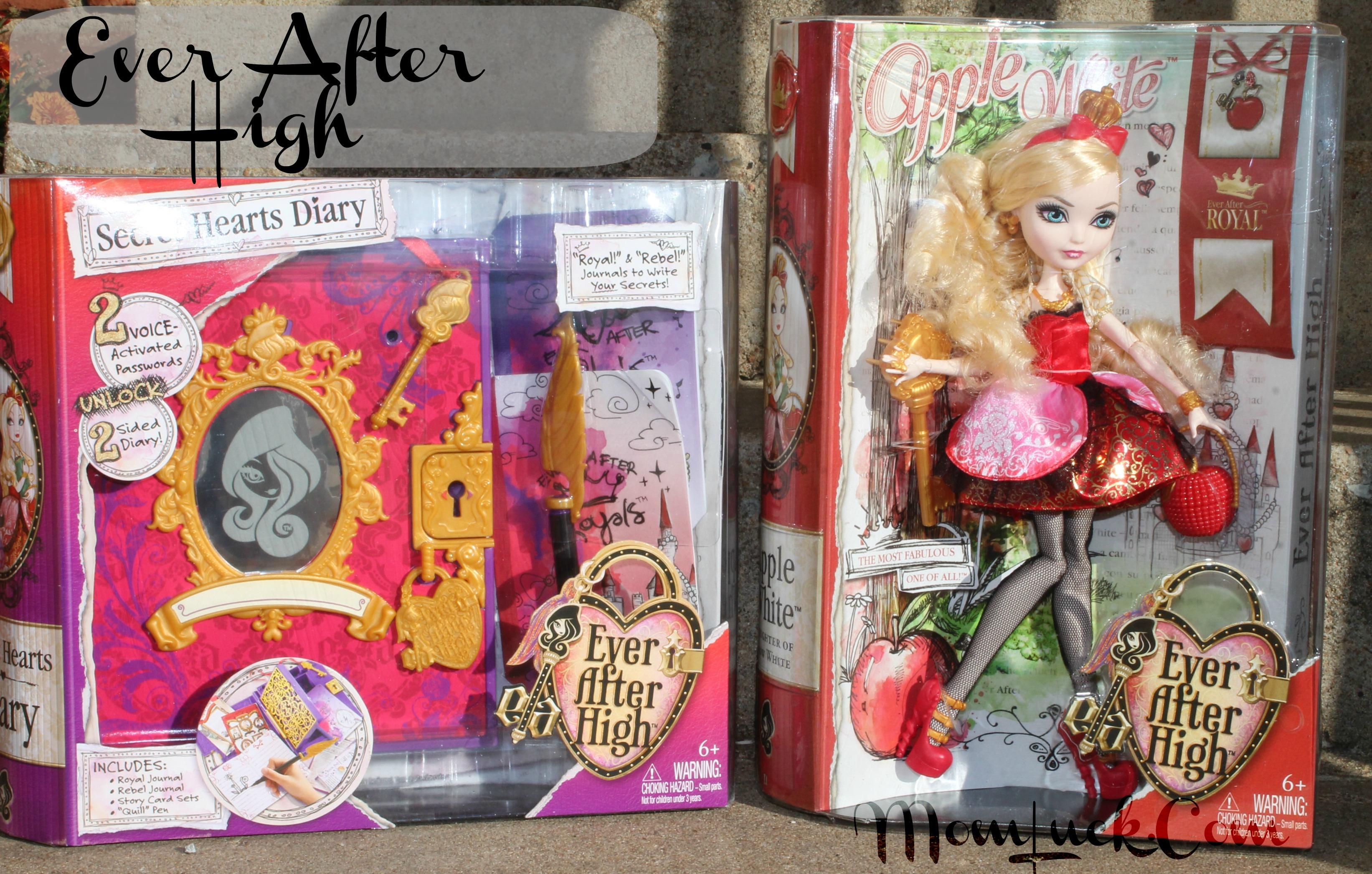 Ever After High Royal Dolls