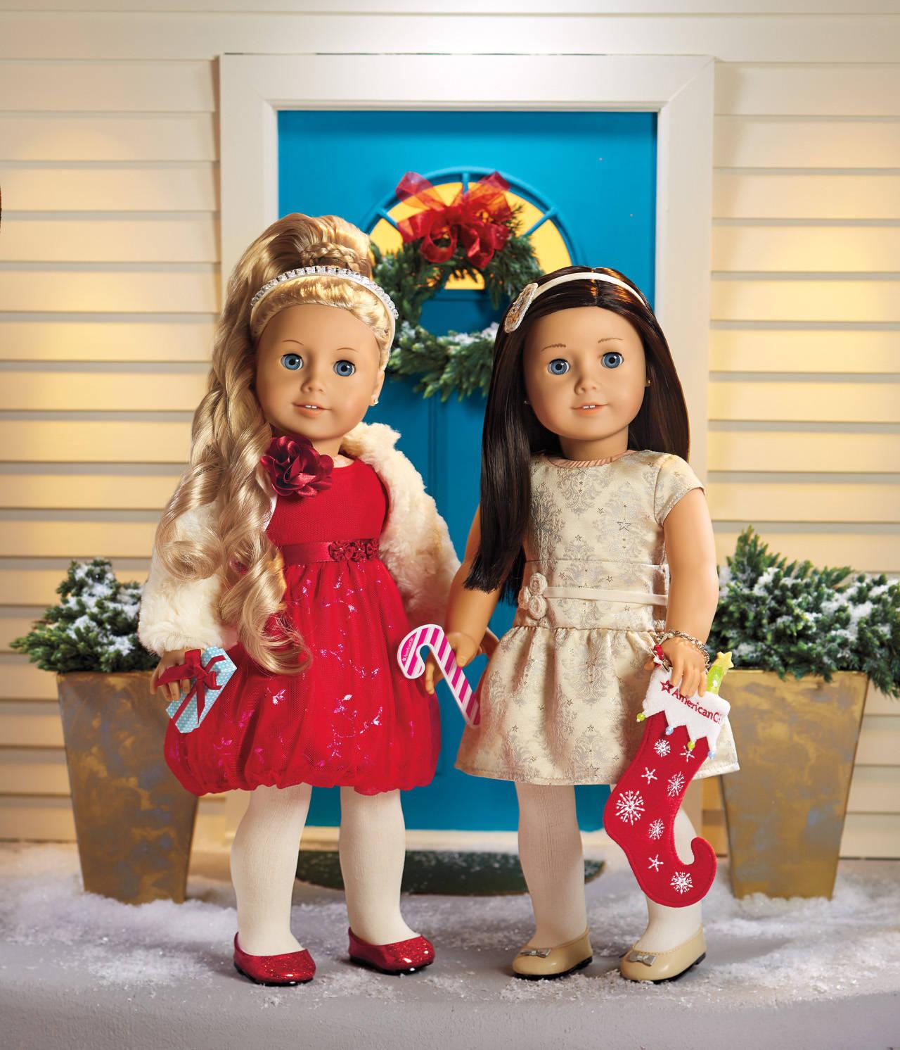 American Girl Doll-8515