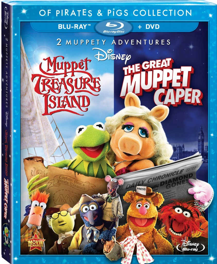Muppet Treasure Island  Full Movie