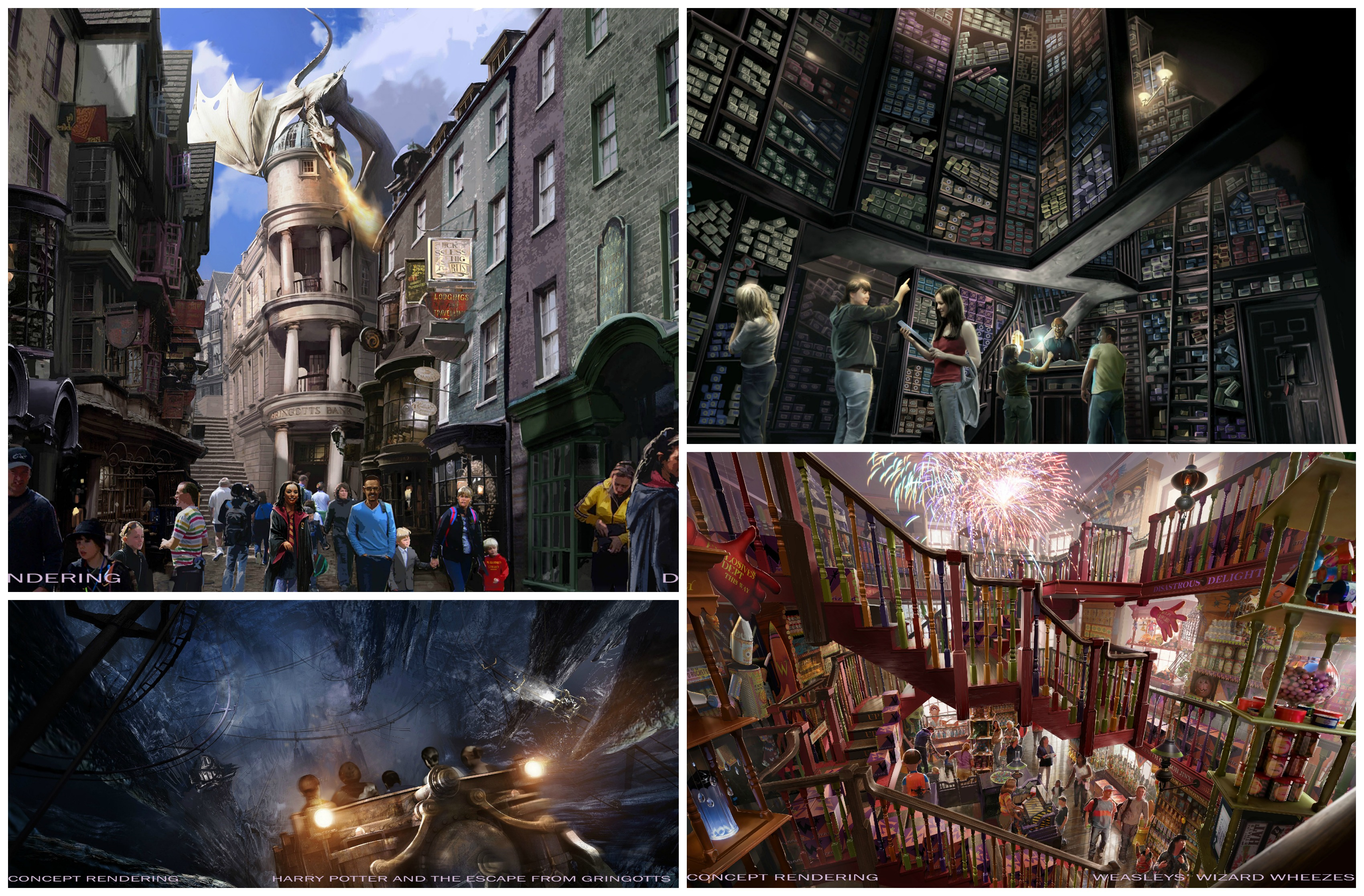 how to get to diagon alley