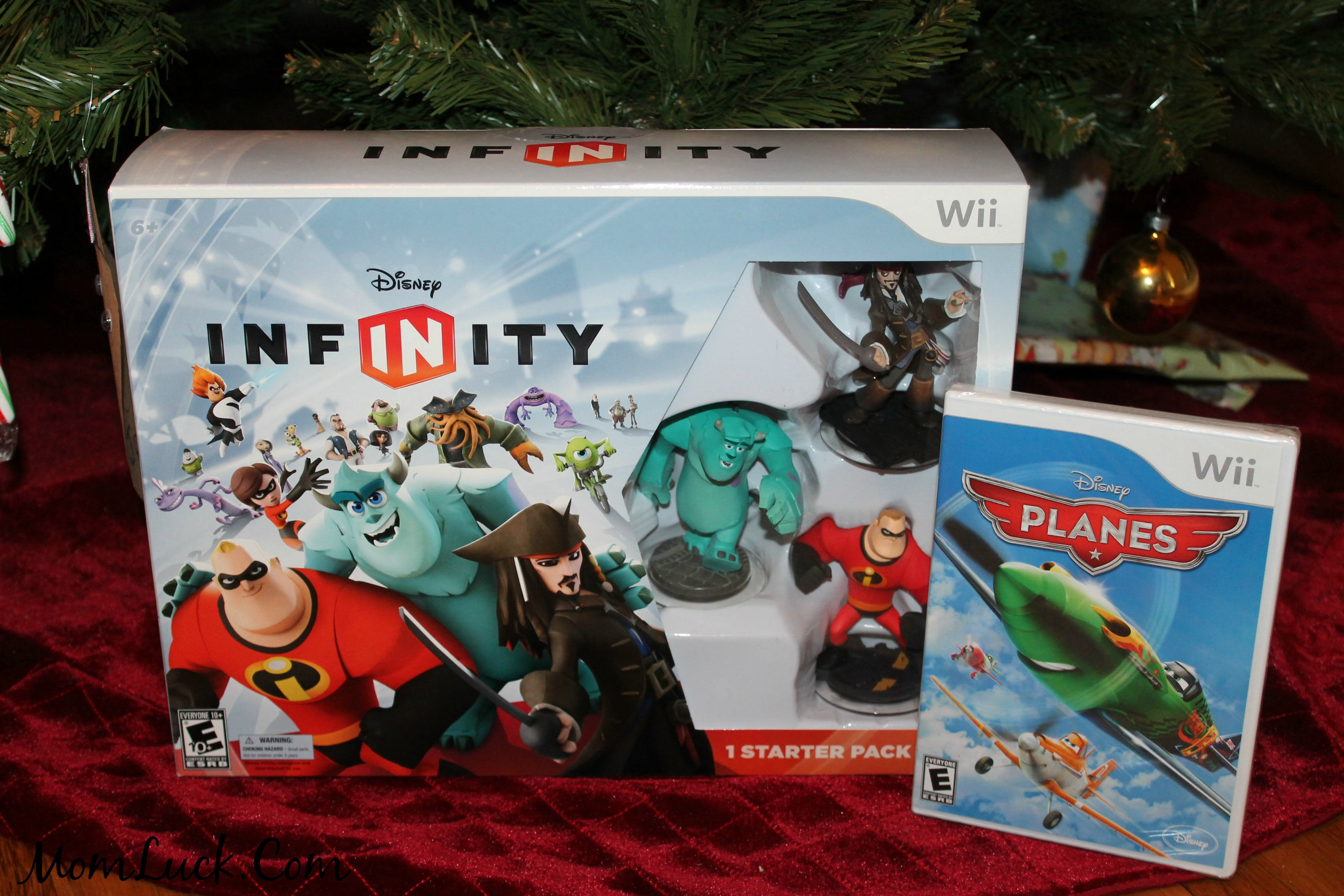 Disney Infinity Starter Kit Review