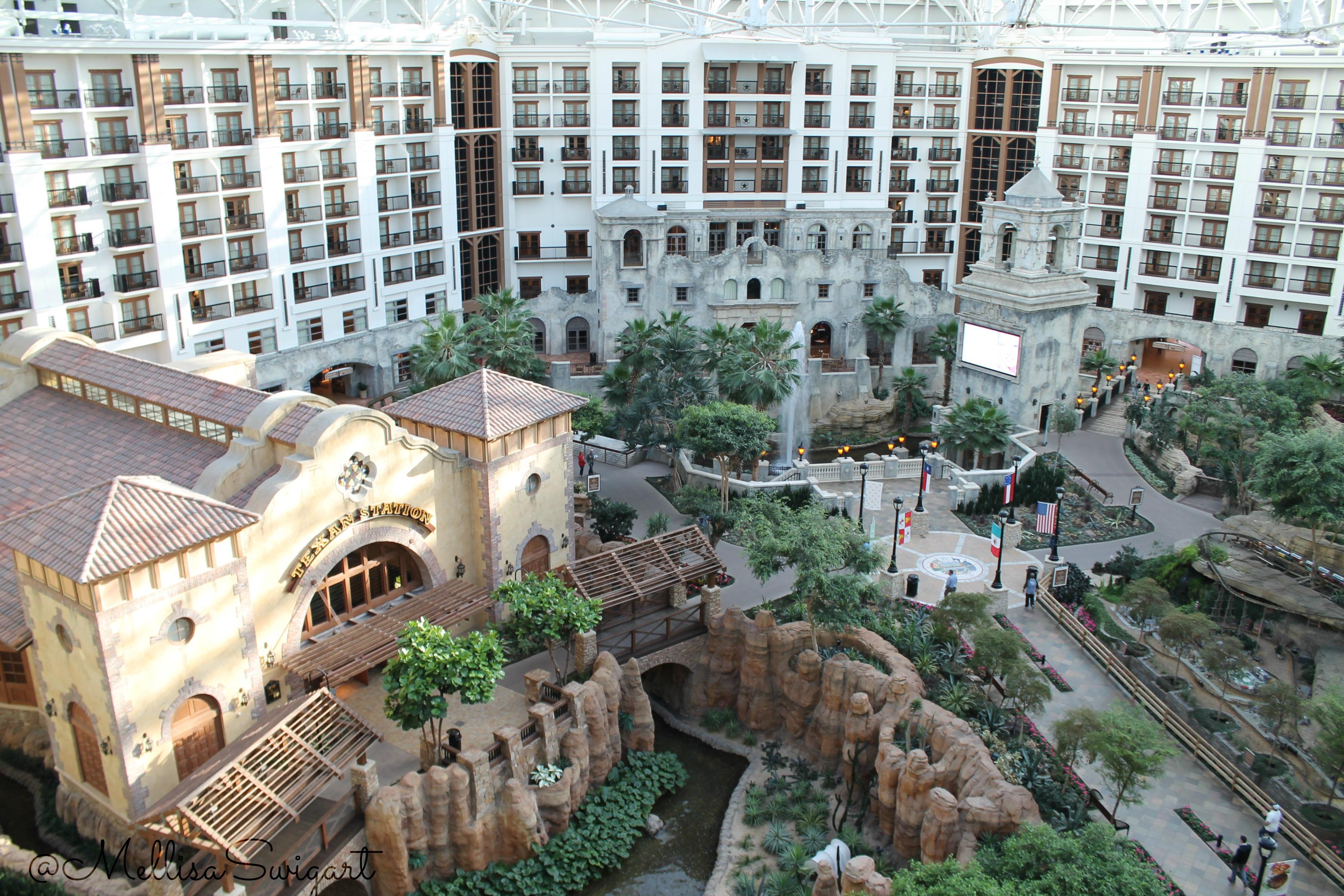 The Gaylord Texan Hotel Review