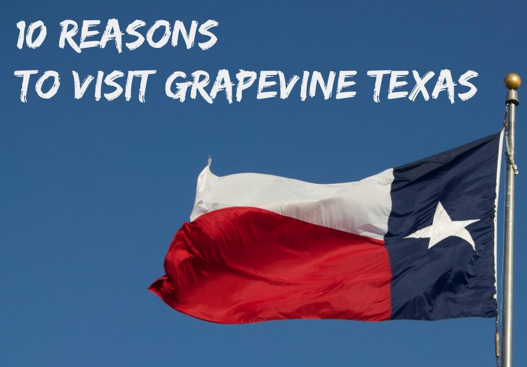reasons to visit Texas