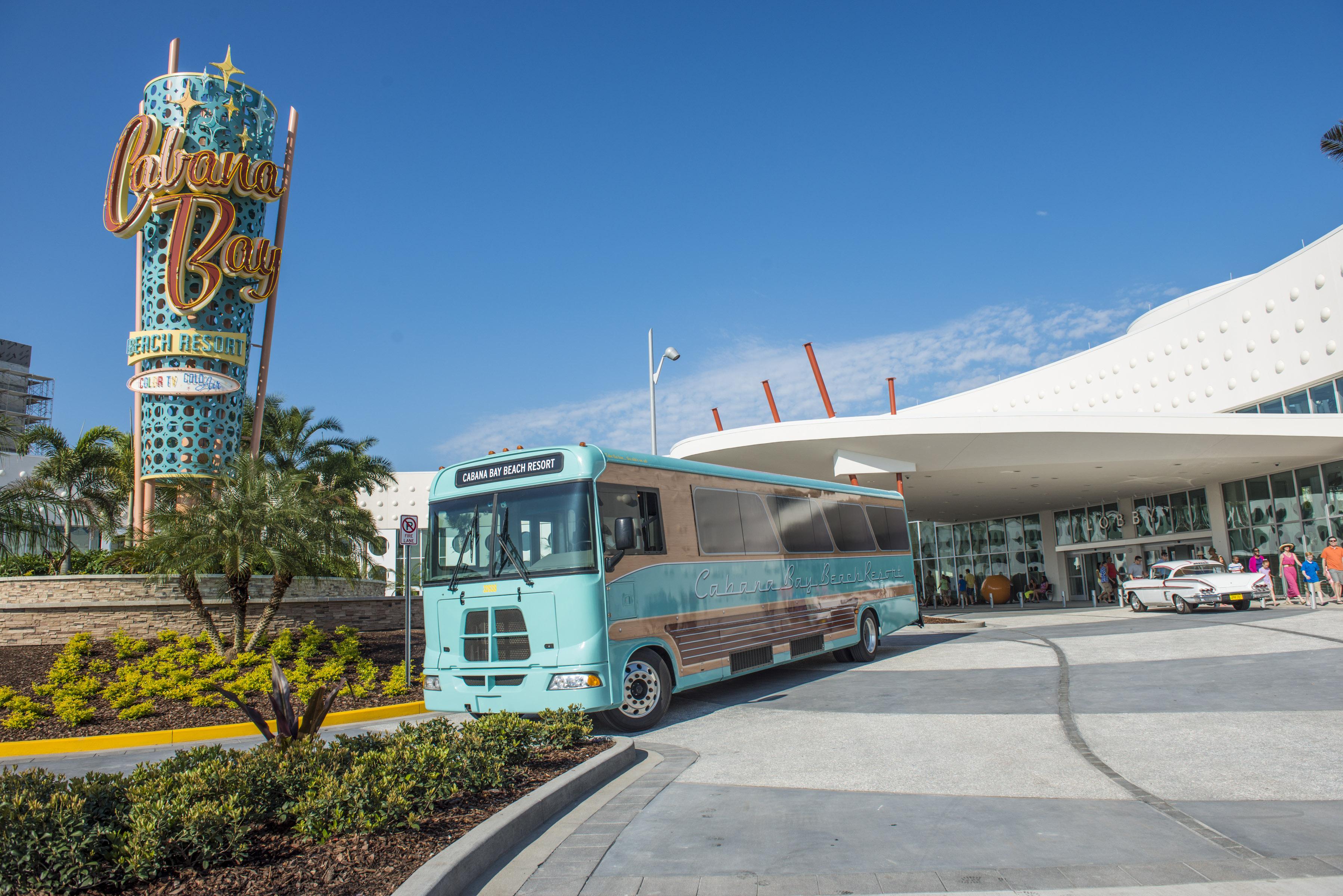 Universal Orlando Cabana Bay Beach Resort