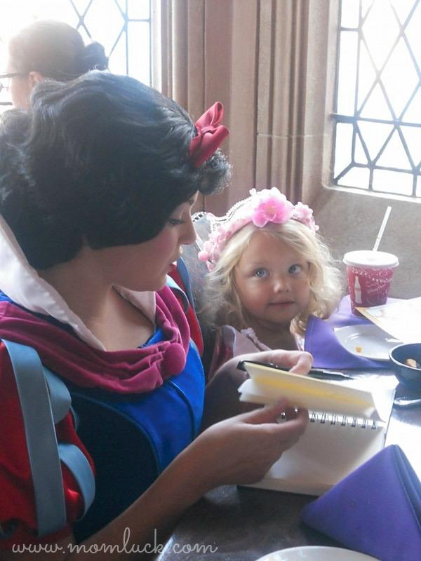 Inside Cinderella's Castle at Disney World- Disney  World Tips