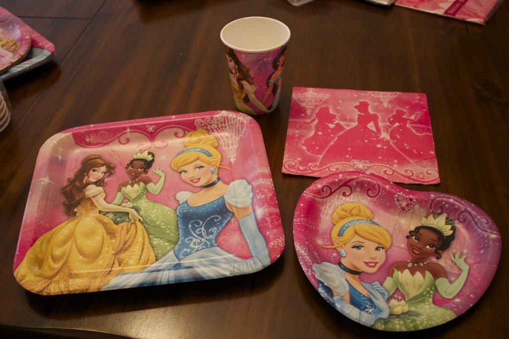 disney princess packs