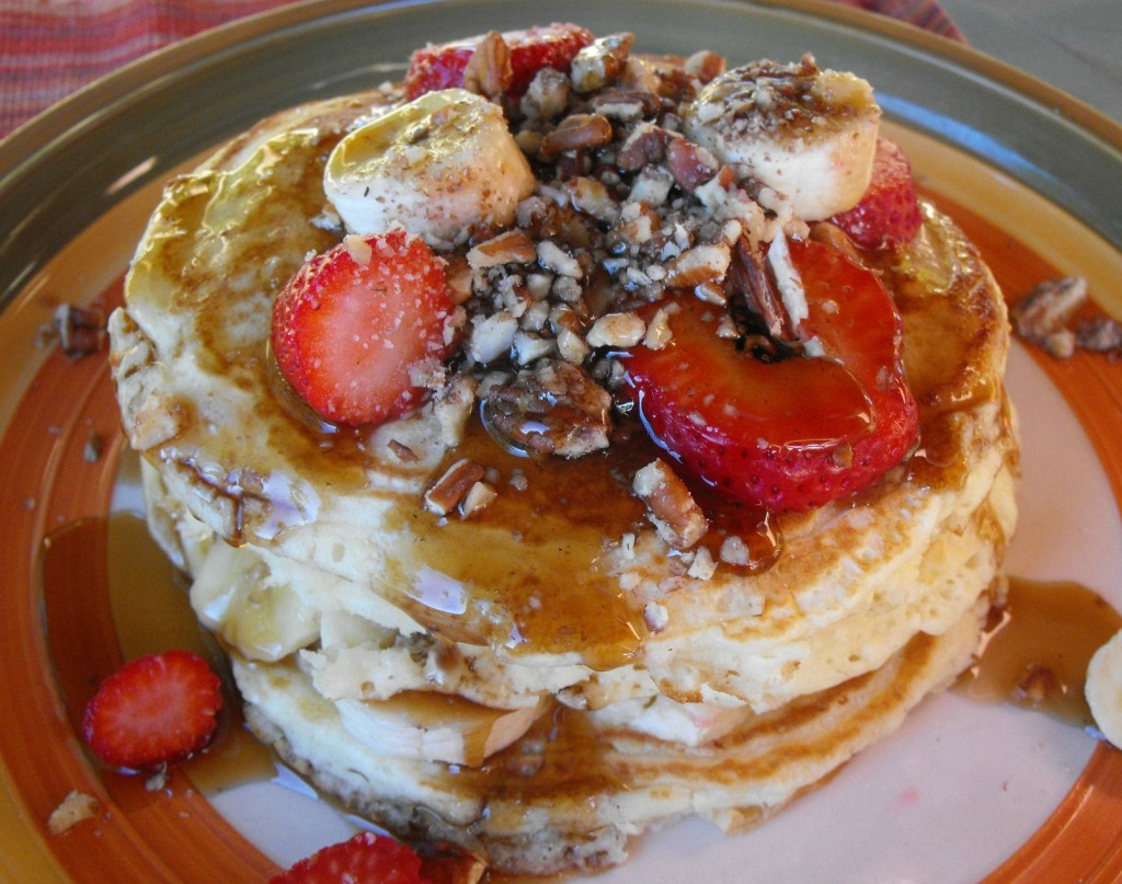 Perfect Pancake Batter Recipe