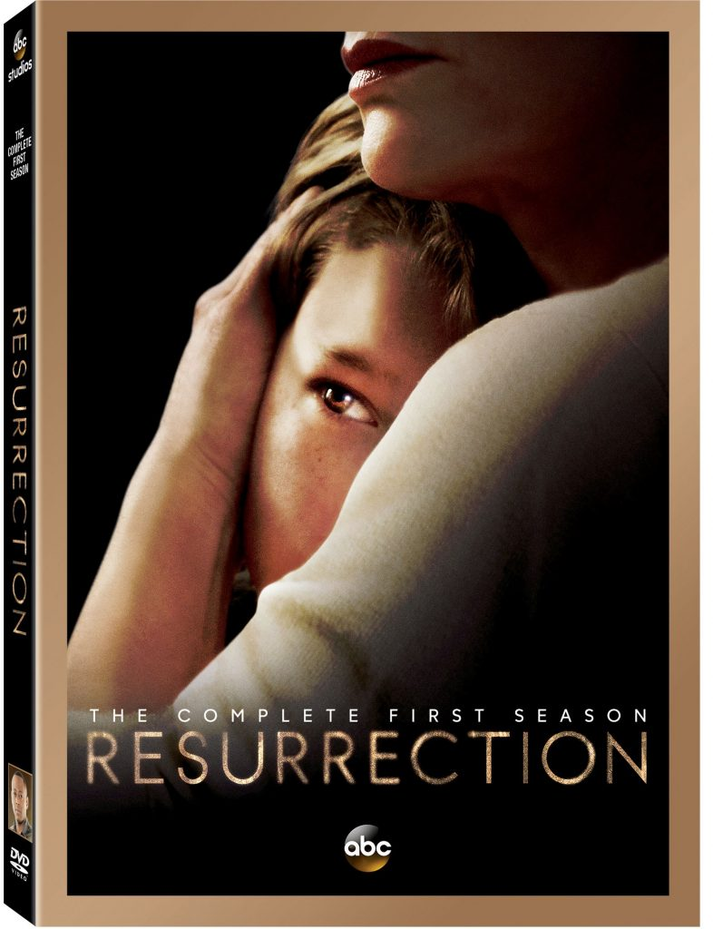 Resurrection The Complete First Season DVD