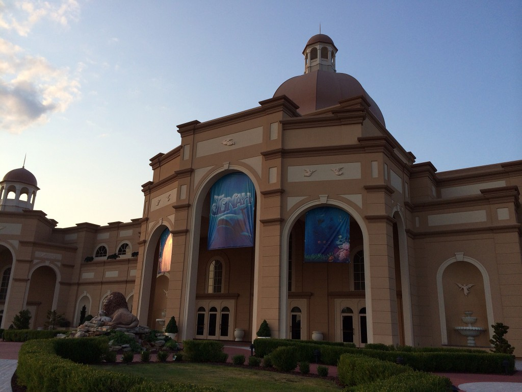 sight and sound theater