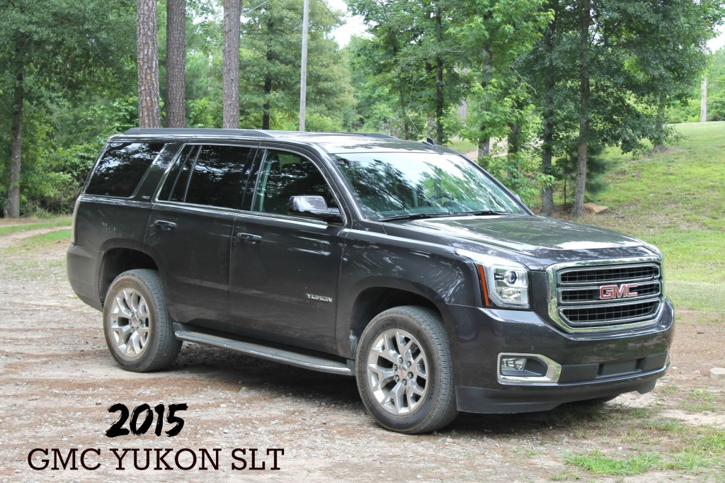 2015 gmc yukon slt review. Black Bedroom Furniture Sets. Home Design Ideas