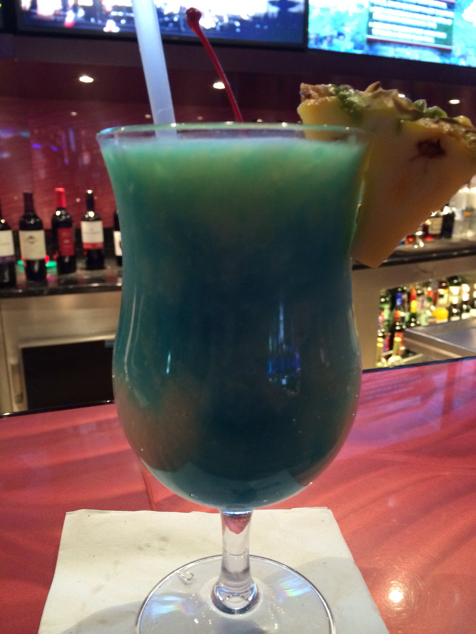 carnival cruise specialty drinks