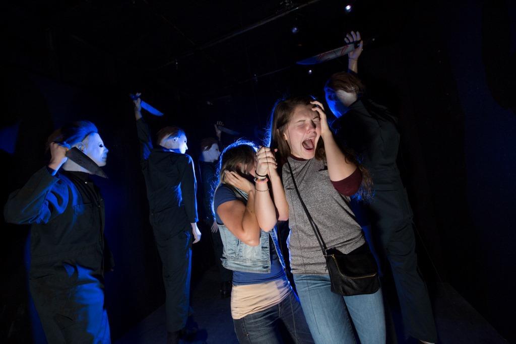 Halloween at Halloween Horror Nights
