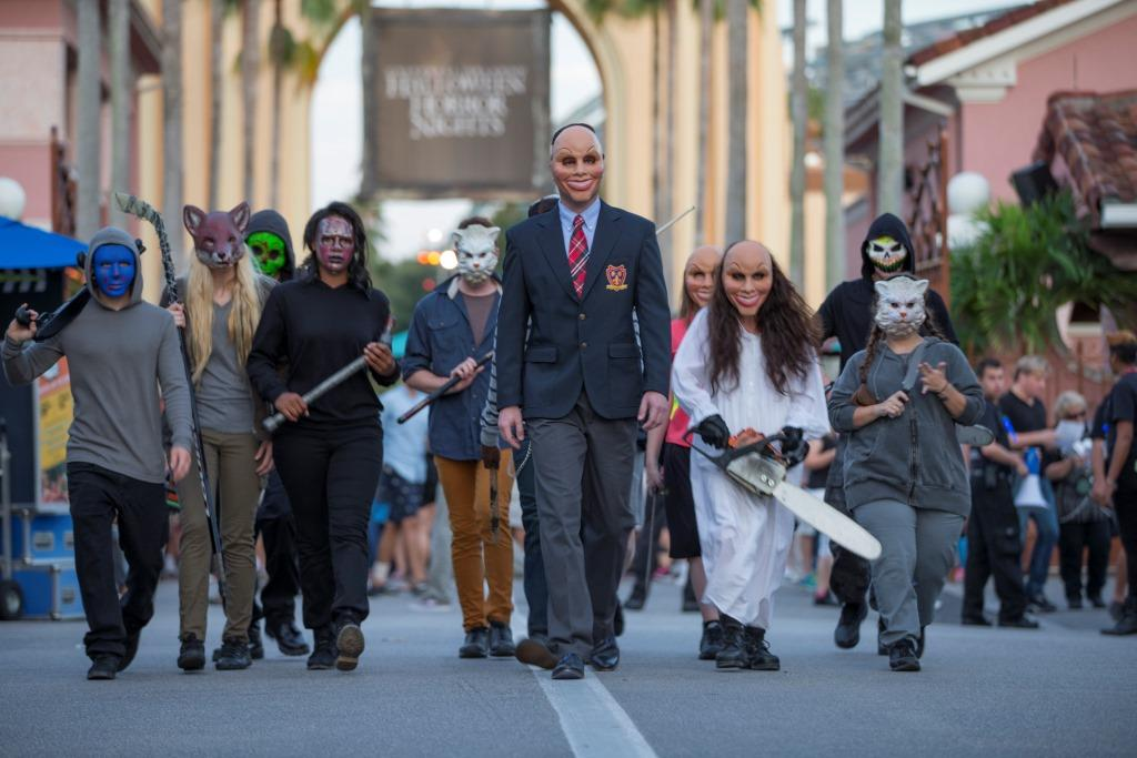 The Purge Halloween Horror Nights