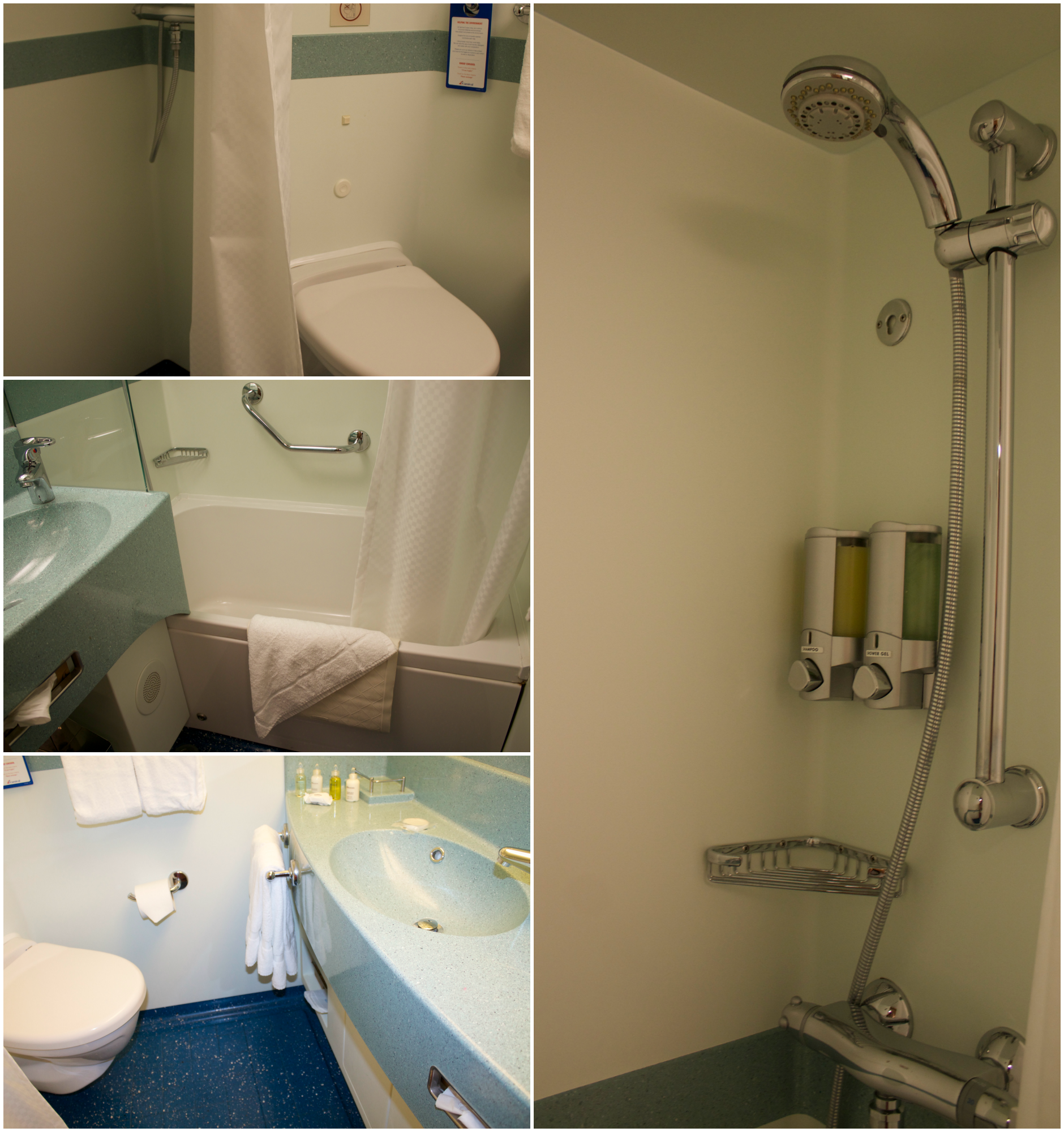 carnival cruise room pictures-bathroom