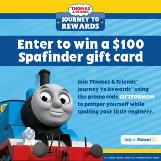 Earn Rewards For Shopping For Thomas & Friends Merchandise +Giveaway