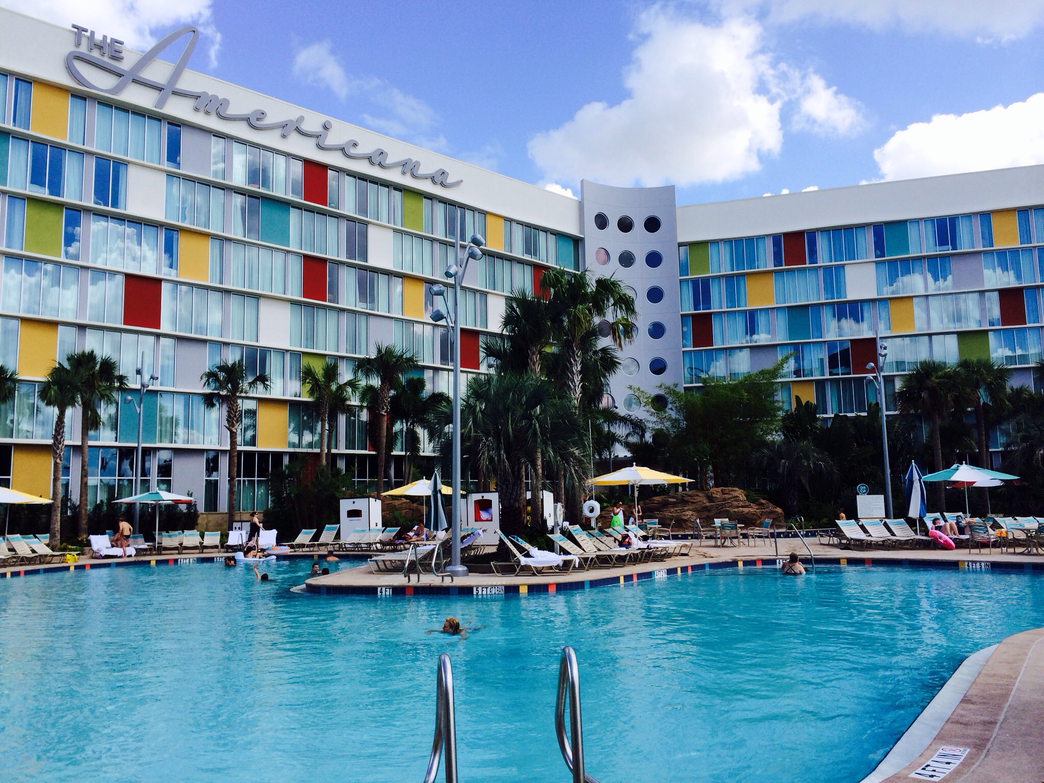 pools at cabana bay