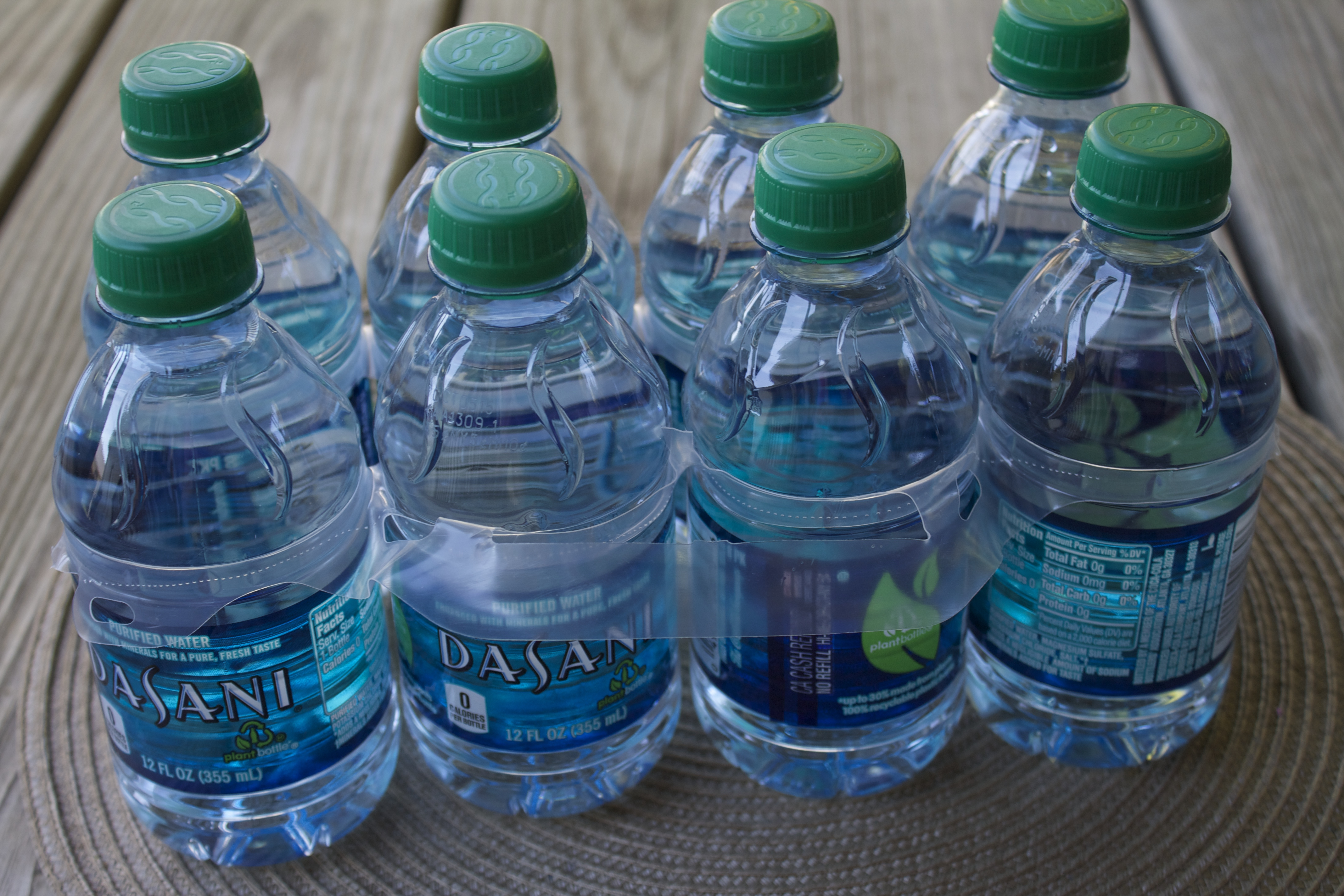 free water bottle labels