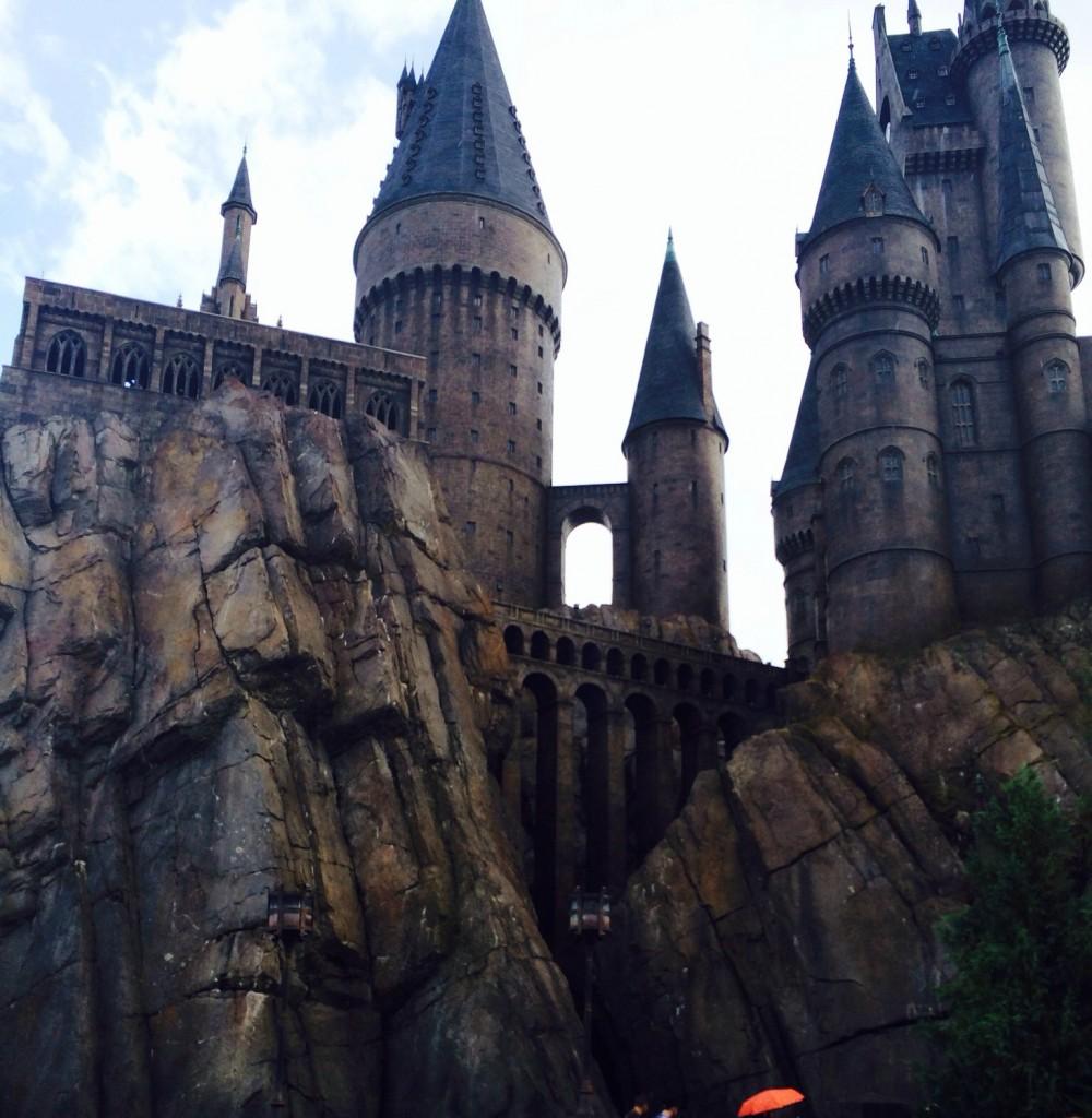 Hogwarts Castle at Universal Orlando