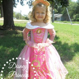 Celebrate the Release of the Sleeping Beauty DVD with a Disney Princess Party