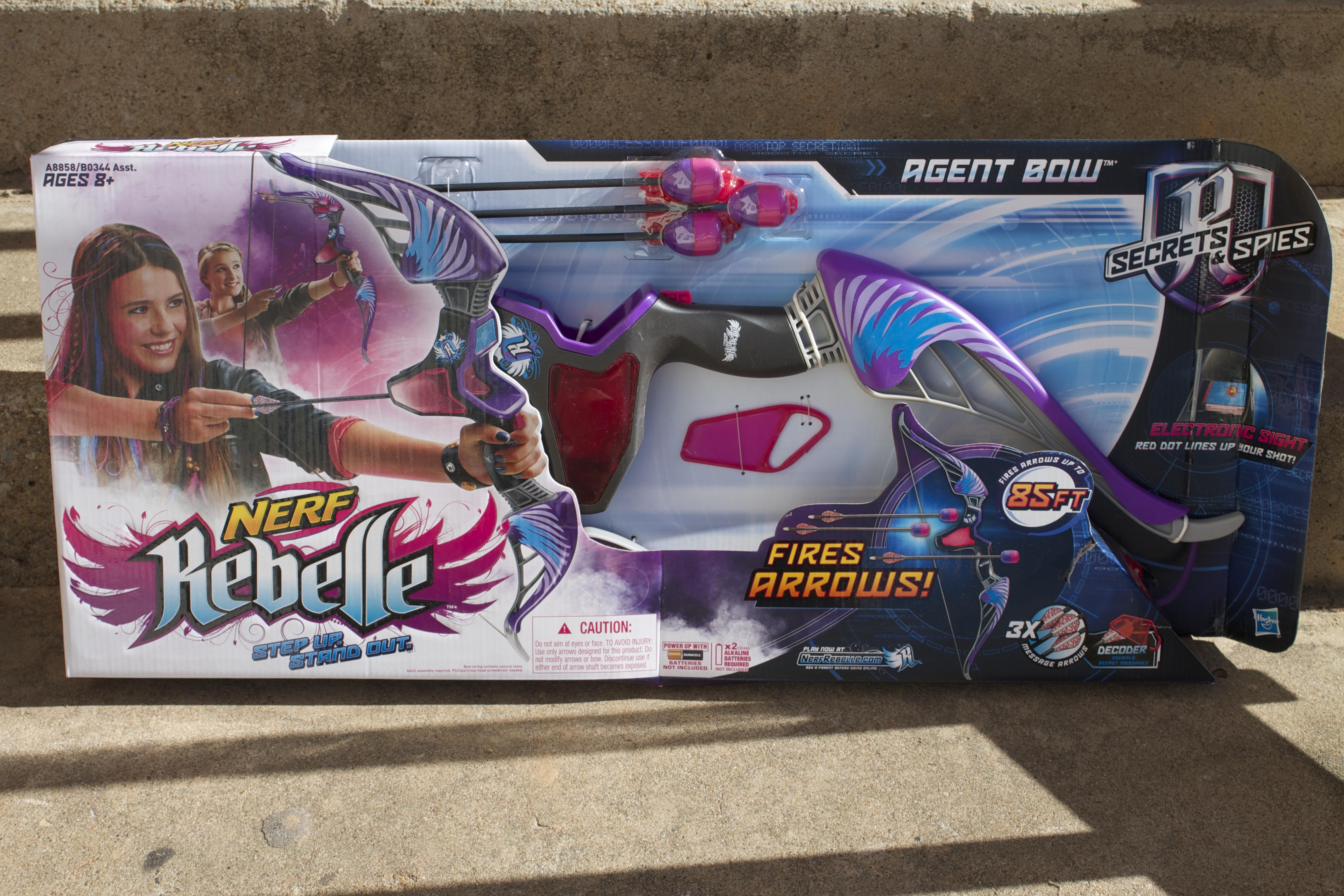 Nerf Rebelle Gun for girls