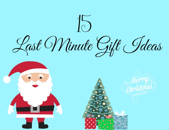gifts under $20-last minute gift ideas