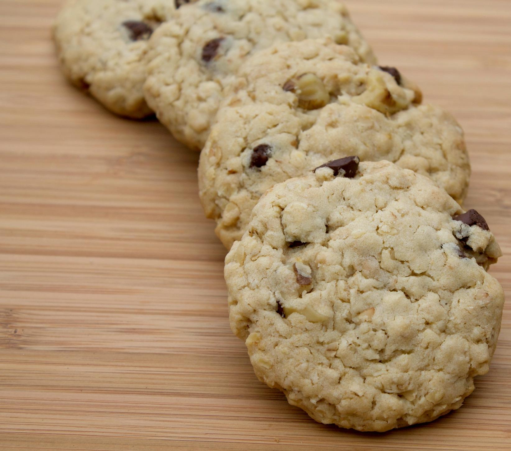 oatmeal cookies with splenda, oatmeal chocolate chip cookies