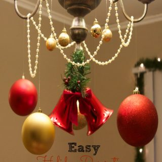 Decorating Your Home For the Holidays with Kmart