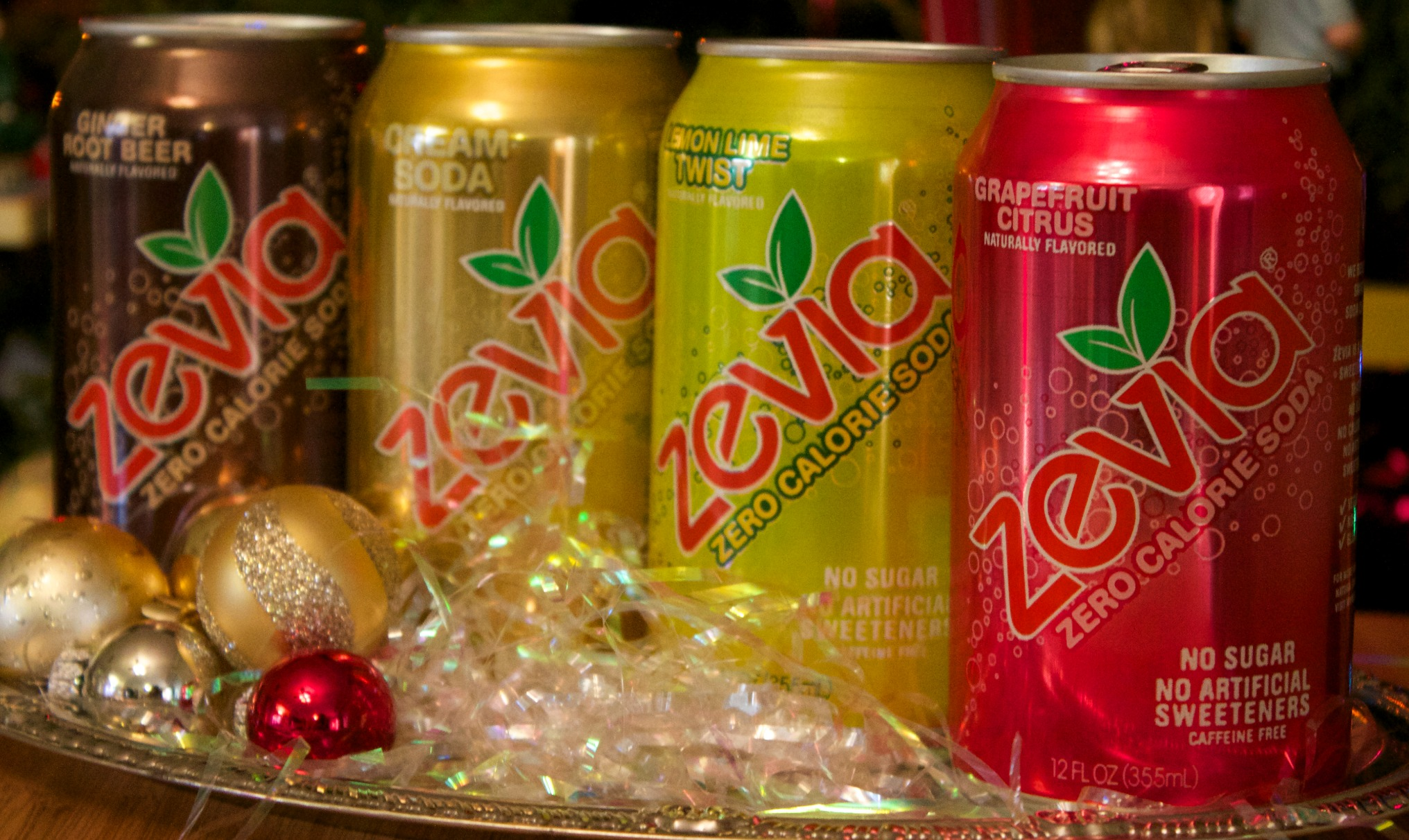 cocktail recipes-zevia soda