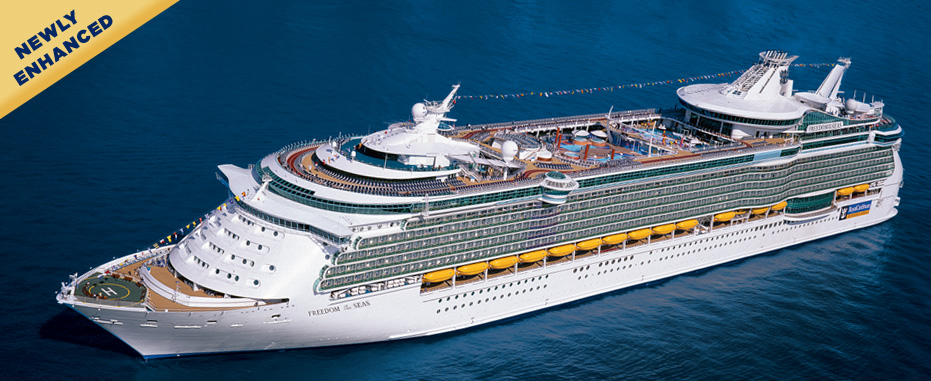 royal caribbean freedom of the seas-cruise ship