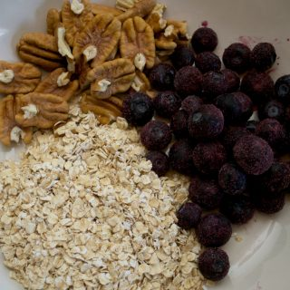 live a healthier lifestyle-oatmeal recipe