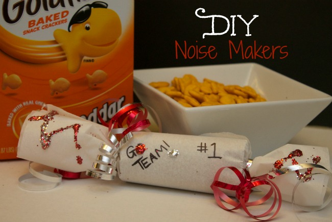 noise makers-easy crafts for kids
