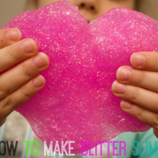 slime recipe with Borax